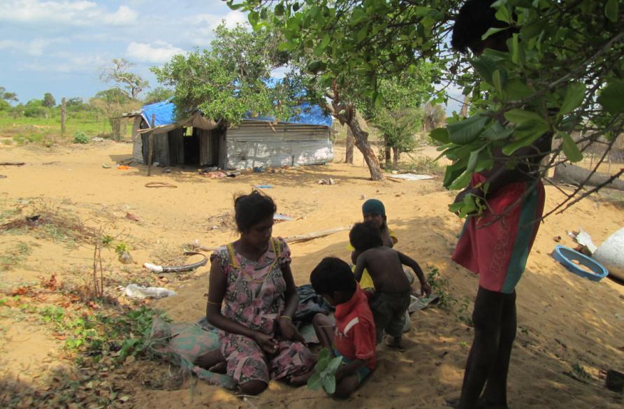 landless people's kilinochchi (4)